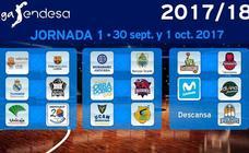 Consulta el calendario de la Liga Endesa ACB 2017 - 2018