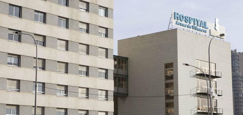 CSI·F alerta de temperaturas superiores a 30º en cinco plantas del Hospital Arnau