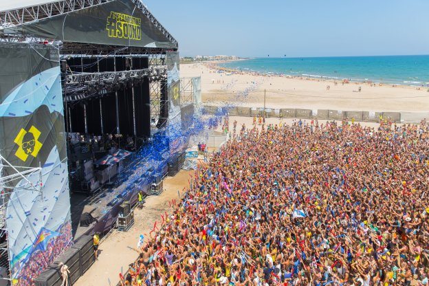 Arranca el Arenal Sound