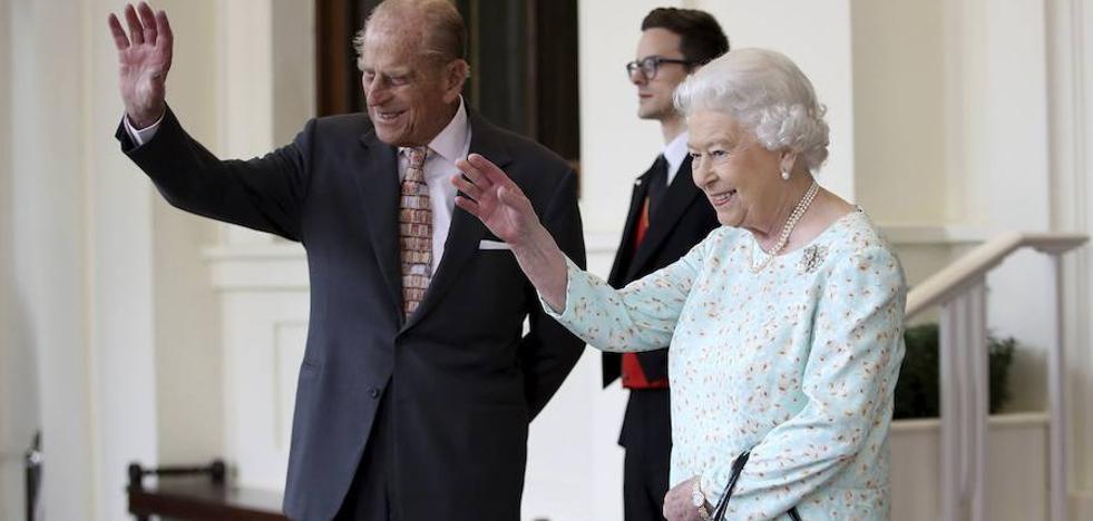 Felipe de Edimburgo se jubila como consorte real