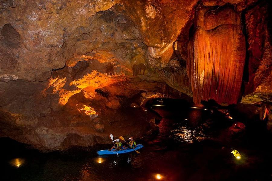 Fotos de las cuevas más impresionantes de la Comunitat