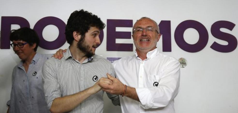 Podemos pospone hasta el nuevo curso político el relevo de la portavocía en Les Corts