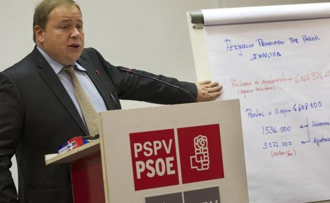 Tregua en el PSPV antes de la batalla de los congresos provinciales
