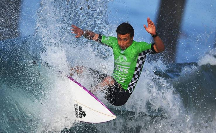 Fotos del 2017 US Open of Surfing