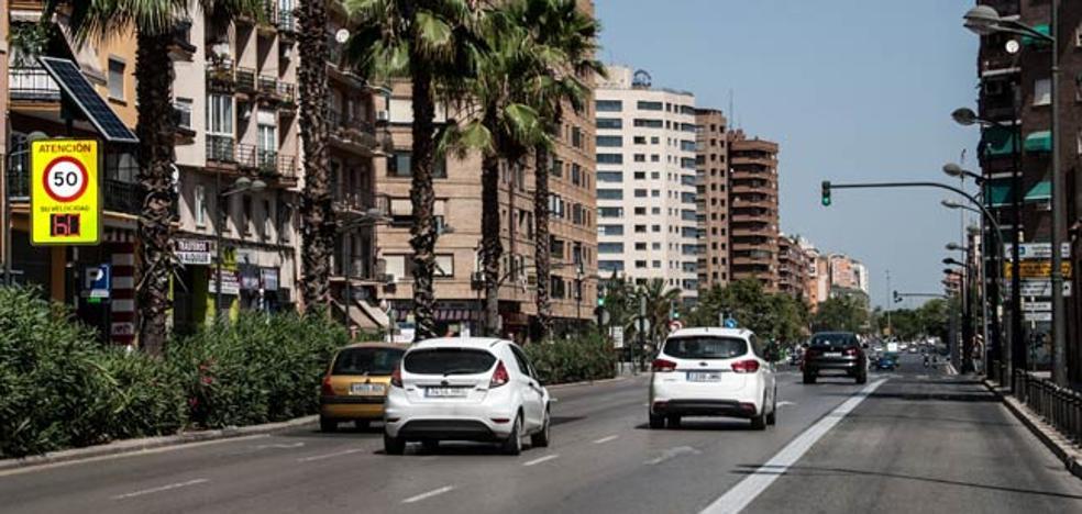 El Ayuntamiento de Valencia instala un tercer radar fijo