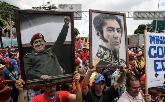 La Constituyente de Maduro llega a la Asamblea Nacional