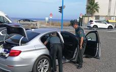 Desarticulada en la Comunitat una banda que robaba coches de lujo en varios puntos de Europa
