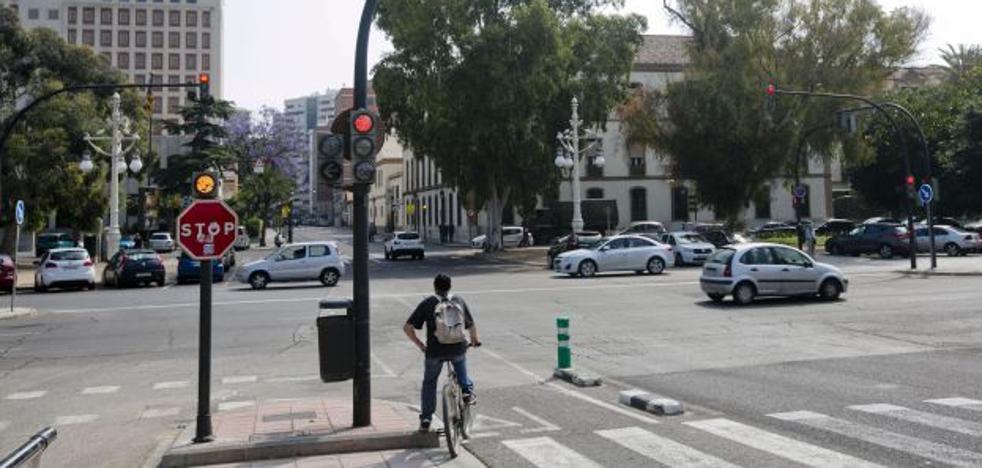 Los comerciantes exigen que la Policía Local y Bomberos avalen los cambios de tráfico de Giuseppe Grezzi en Valencia
