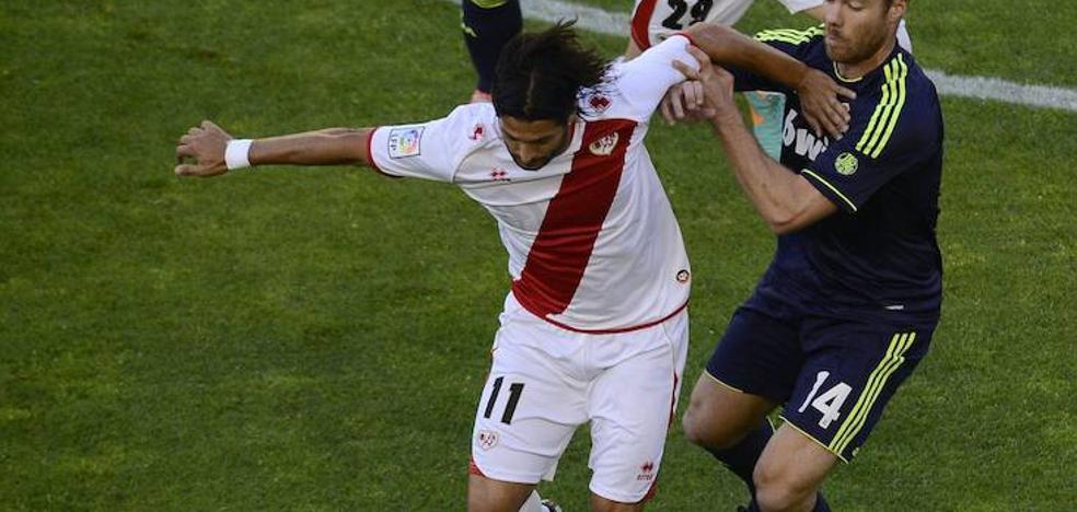 'Chori' Domínguez regresa al Rayo cuatro años después