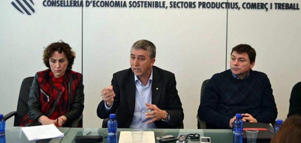 Nuevo pulso a Climent: los socialistas intentan sacar al Ivace del consejo de Parc Sagunt