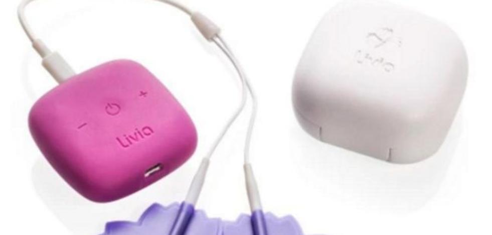 El nuevo dispositivo que elimina los dolores menstruales
