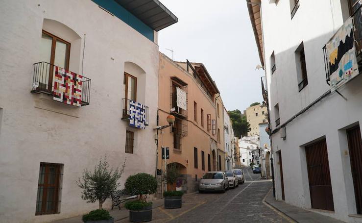 Fotos de la subida al Castillo de Sagunto