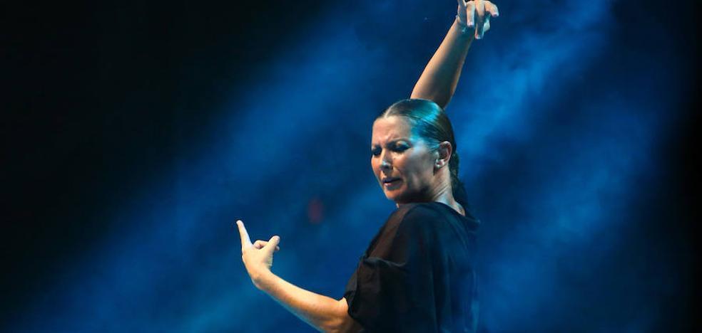 Sara Baras presenta 'Sombras' en el Teatro Olympia