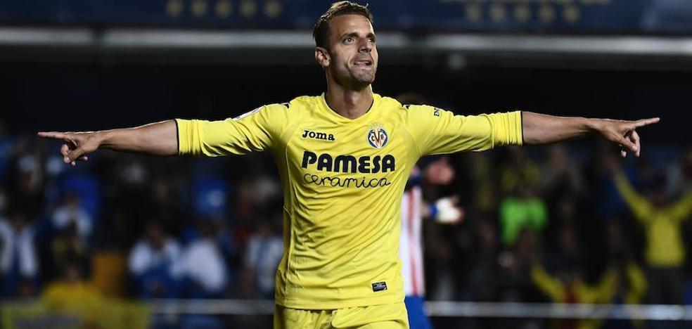 El Villarreal confirma un principio de acuerdo con el Fenerbahce por Soldado