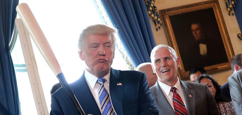Trump: «El arsenal nuclear de EE UU es más poderoso que nunca»