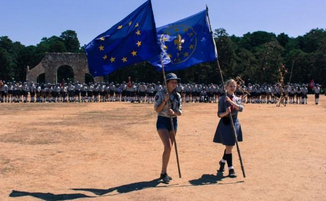 Más de mil 'scouts' acuden a una cita europea con sello valenciano