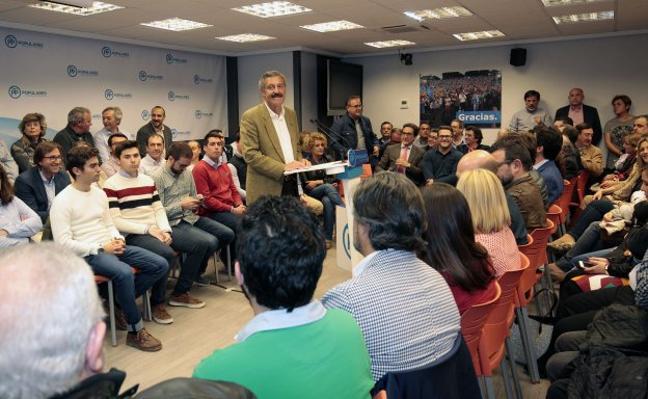 La gestora del PP en Valencia se plantea continuar hasta las elecciones de 2019