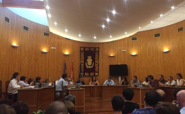 La alcaldesa de Moncada pierde la moción de confianza vinculada a los presupuestos
