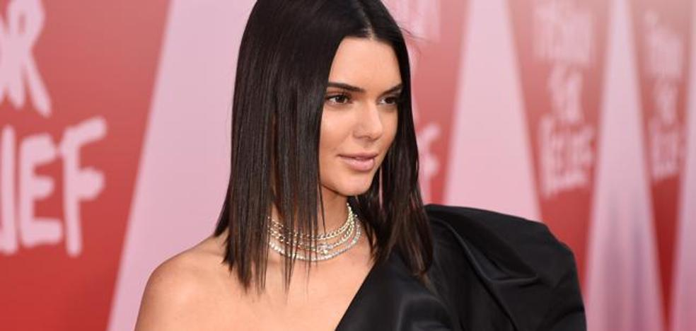 Kendall Jenner le copia el 'look' a Julia Roberts en 'Pretty Woman'