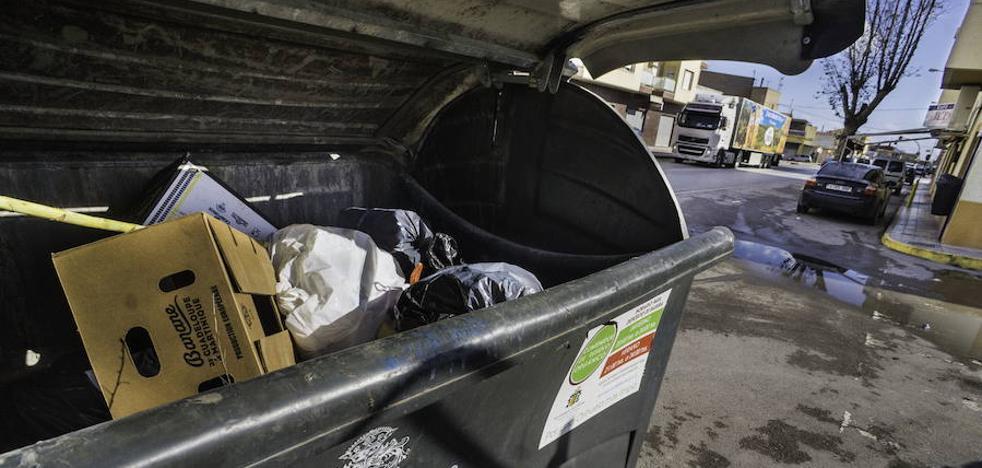 La Policía investiga la aparición de un cráneo en un contenedor de basuras