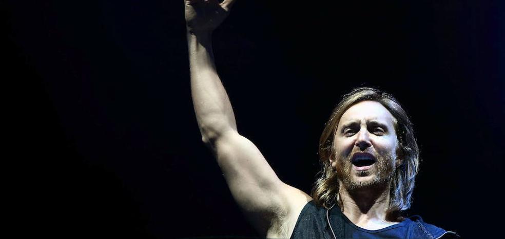 Benidorm se prepara para recibir a David Guetta en su único 'Solo Show' en España