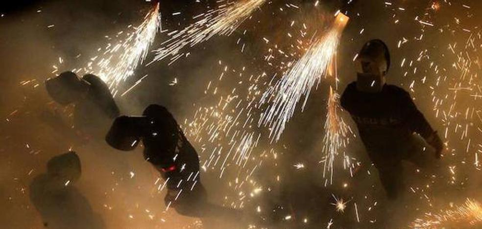Paterna festeja su primera 'Cordà' como Fiesta de Interés Turístico Nacional con cartelería y vallas