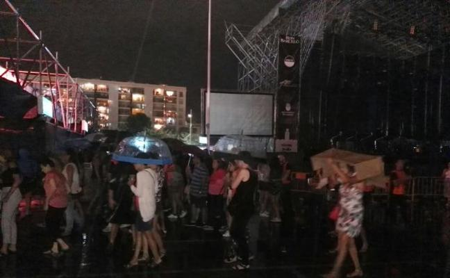 El público recuperará el dinero de las entradas del concierto de Vanesa Martín