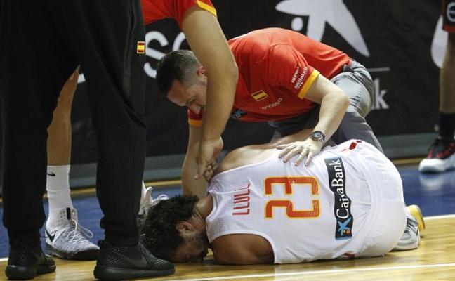 Guillem Vives, San Emeterio y Sastre, un paso más cerca del Eurobasket