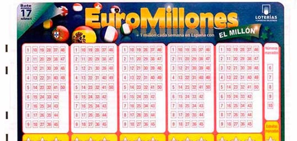 Combinación ganadora del Euromillones del viernes 11 de agosto y premios del sorteo de hoy