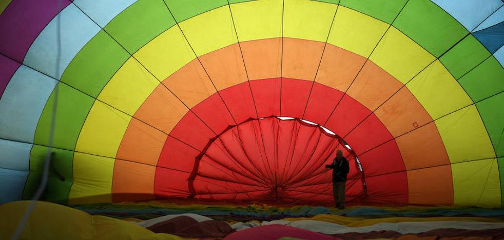 El mayor espectáculo de globos está en Bristol