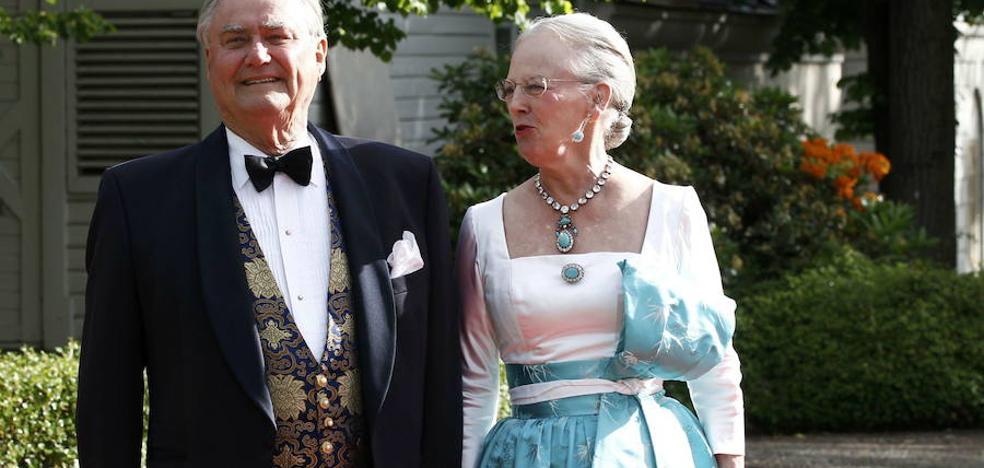 Henrik de Dinamarca: «La reina me toma por tonto»