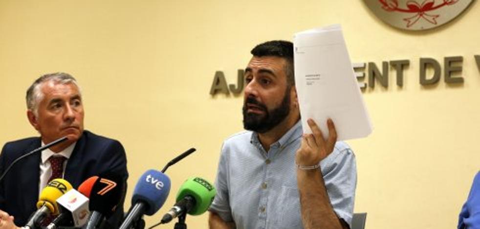 Pere Fuset se enfrenta a dos sanciones por vulnerar la ley en la encuesta fallera