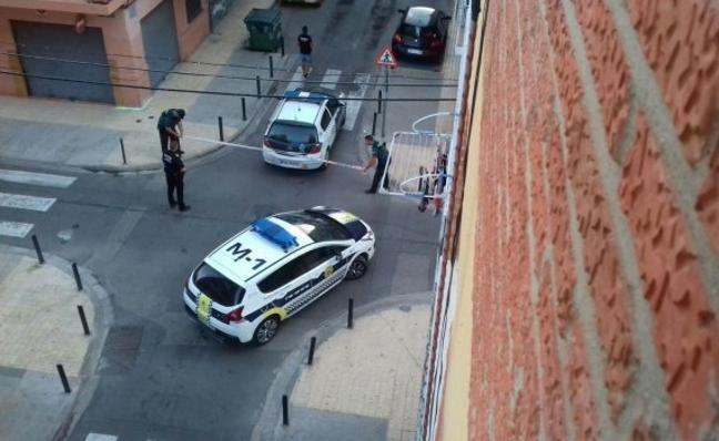 Dos encapuchados tirotean a un joven de Catarroja por un ajuste de cuentas