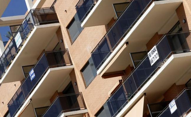 Los valencianos tardan tres meses y medio más en vender sus casas que el resto de españoles