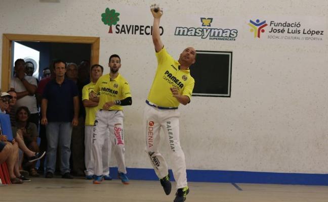 Pere Roc II peleará por el Trofeu Villarreal CF