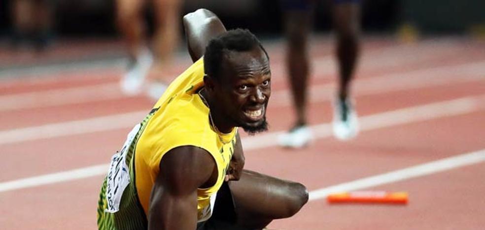 El trágico ocaso de la leyenda Bolt