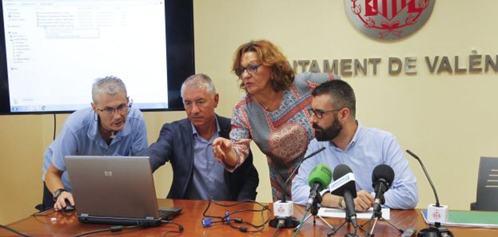 El Ayuntamiento de Valencia reclama más tiempo para alegar por las infracciones de la encuesta fallera