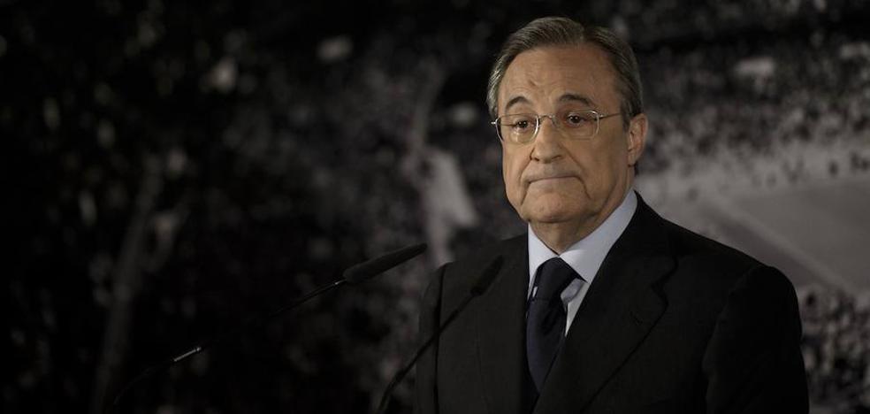 Florentino Pérez vende Villa Yasmín