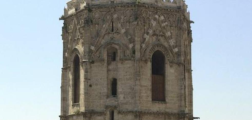 Una ventana del Miguelete del siglo XIV registra mañana una alineación solar