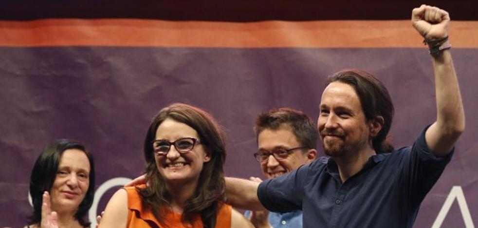 Las grietas entre Podemos y Compromís se acentúan tras las críticas de los nacionalistas