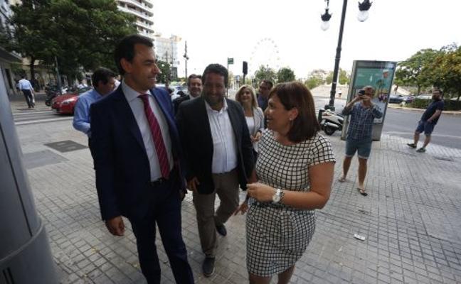 Bonig aboga por no abrir «melones innecesarios» sobre el congreso del PP de Valencia