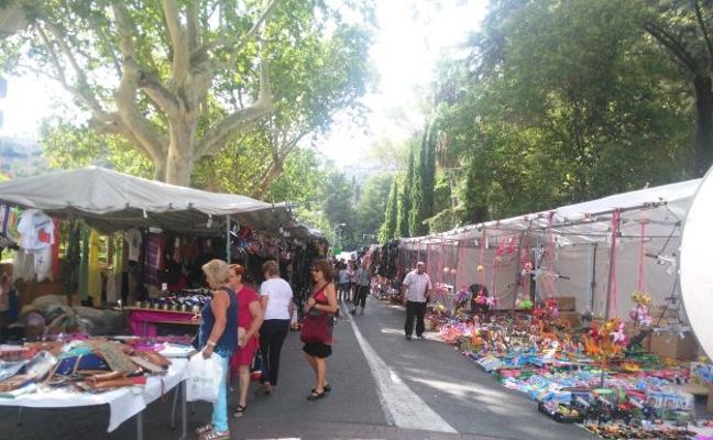Xàtiva inaugura nueva Fira con 2,6 kilómetros de recinto