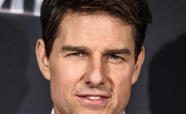 Tom Cruise, herido al rodar una escena de riesgo