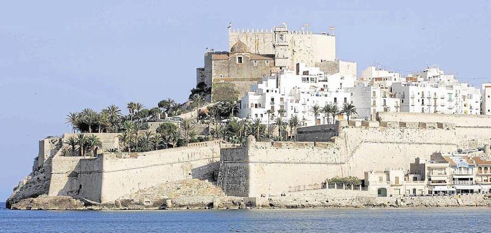 El Castillo de Peñíscola acoge la proyección de filmes rodados en Castellón