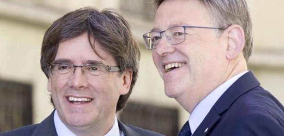 Ximo Puig supone que el Gobierno tendrá «mecanismos suficientes» para evitar el referéndum catalán