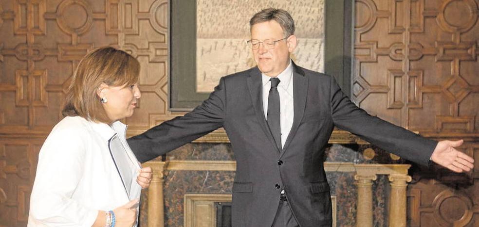 Isabel Bonig desvela que ha negociado el cambio de financiación con autonomías afines gobernadas por el PP