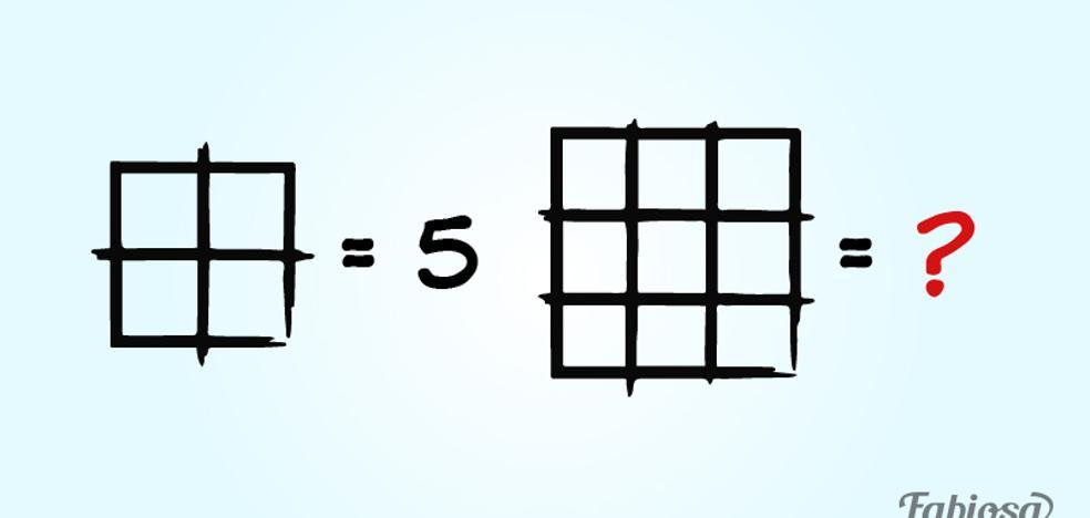 Intenta resolver este desafío matemático