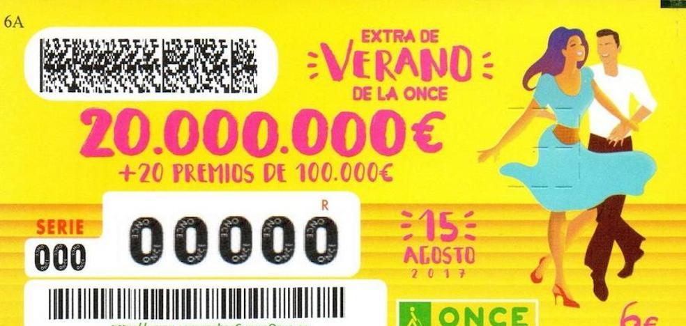 El Extra de Verano de la ONCE deja 1,2 millones de euros en la Comunitat Valenciana