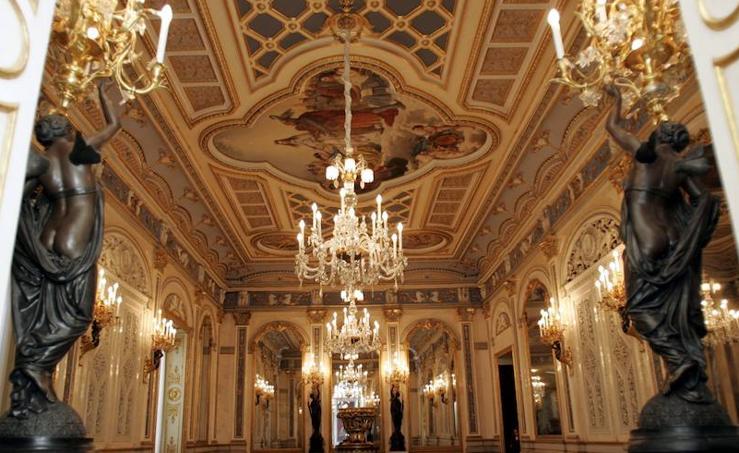 Fotos del Palacio del Marqués de Dos Aguas