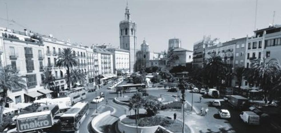 El proyecto de la plaza de la Reina de Valencia será entregado a los 16 meses de iniciarse el concurso